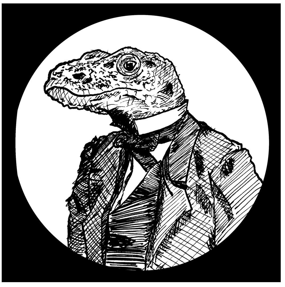 Monsieur Komodo